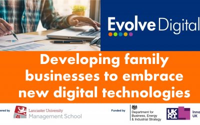 Could your family business utilise digital technology solutions more effectively?