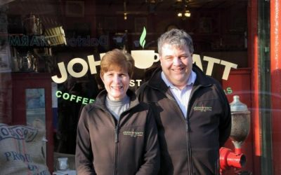 Cumbrian Family Business John Watt & Son Now Deliver Coffee and Tea!