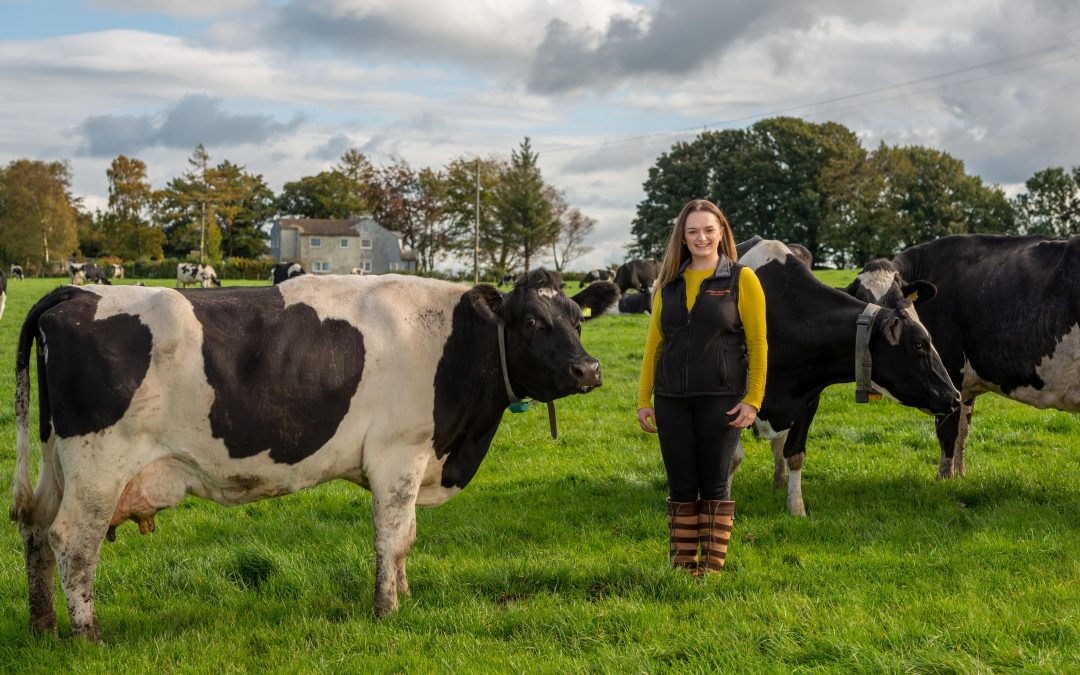 Cartmell Shepherd Solicitor Combines Legal Career with Helping Out on Family Farm