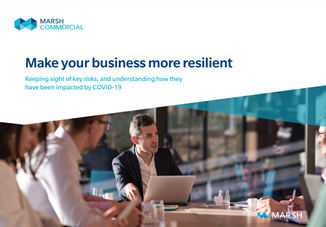 Marsh Commercial release guidance to make your business more resilient