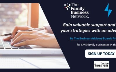 Professional 'Advisory Board' support programme for family businesses