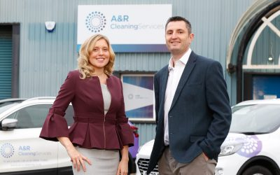 Family-Run A&R Cleaning & Security Services Wins Major Welsh Contract