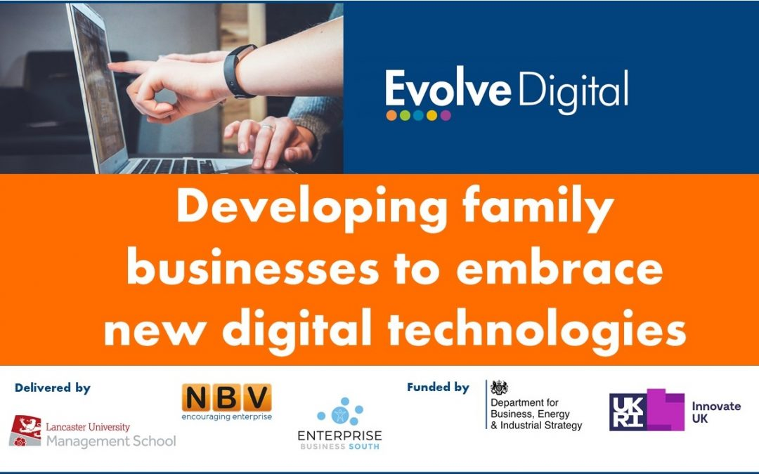 FREE programme to help family businesses embrace and utilise digital technology solutions