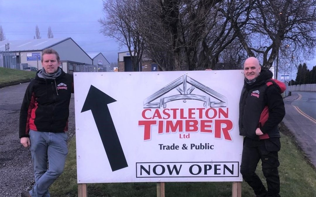 Rochdale Timber Merchants Succeed Through Challenging Covid Times