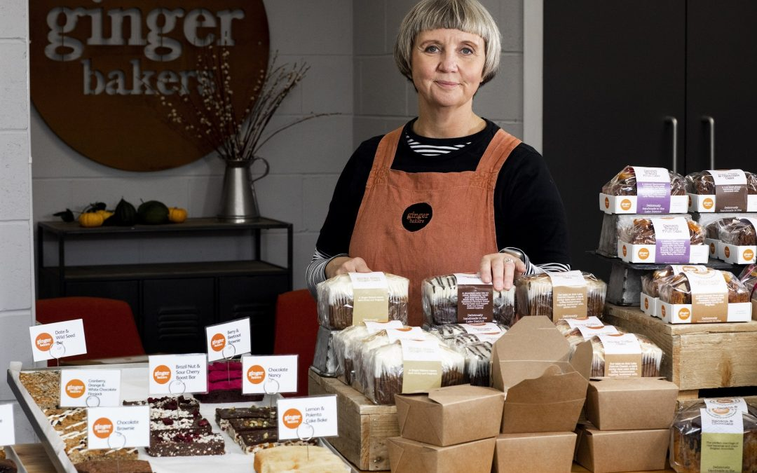 Ginger Bakers Fronts National Campaign to Celebrate Female-Led Businesses