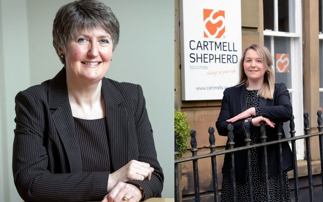 Network Partner Cartmell Shepherd Expand Team With Two New Recruits
