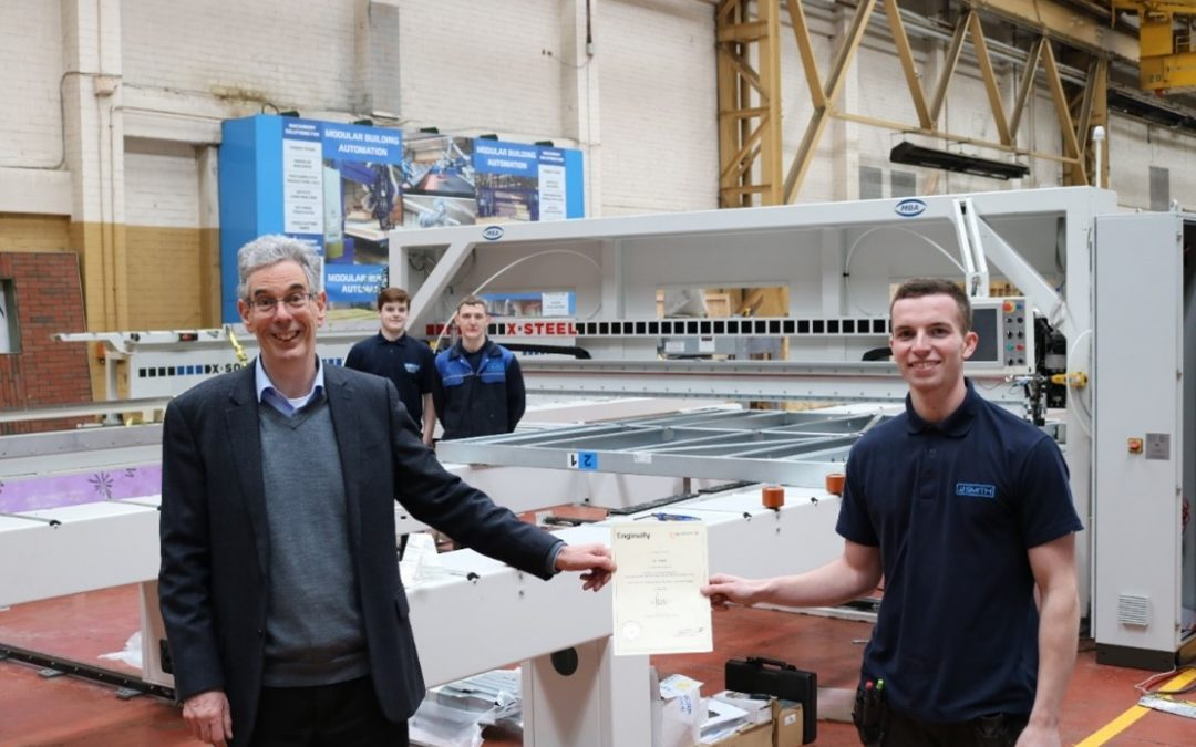 Family Business JJ Smith Woodworking Say Budget Provides 'Fantastic Opportunity'