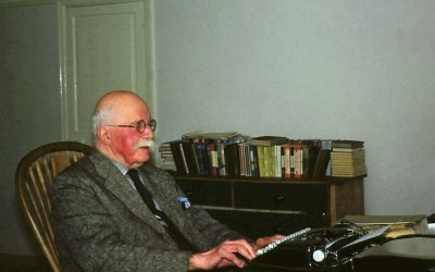 Living in Arthur Ransom's Home; A History Told by Stephen Sykes