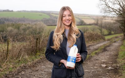 Cornwall family-run Trewithen Dairy's new Head of Marketing Emma Lawes