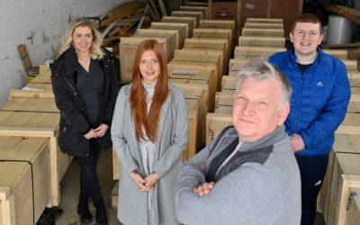Aberdeenshire Family Business Celebrates Best Year Yet
