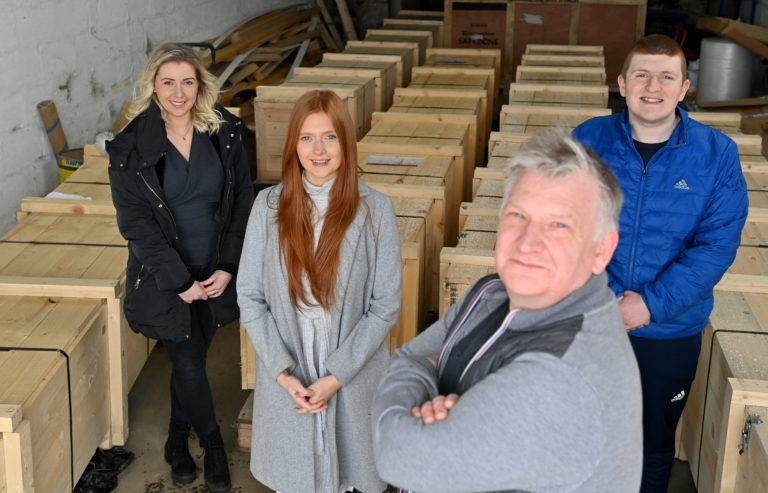 Aberdeenshire Family Business Celebrates Best Year Yet