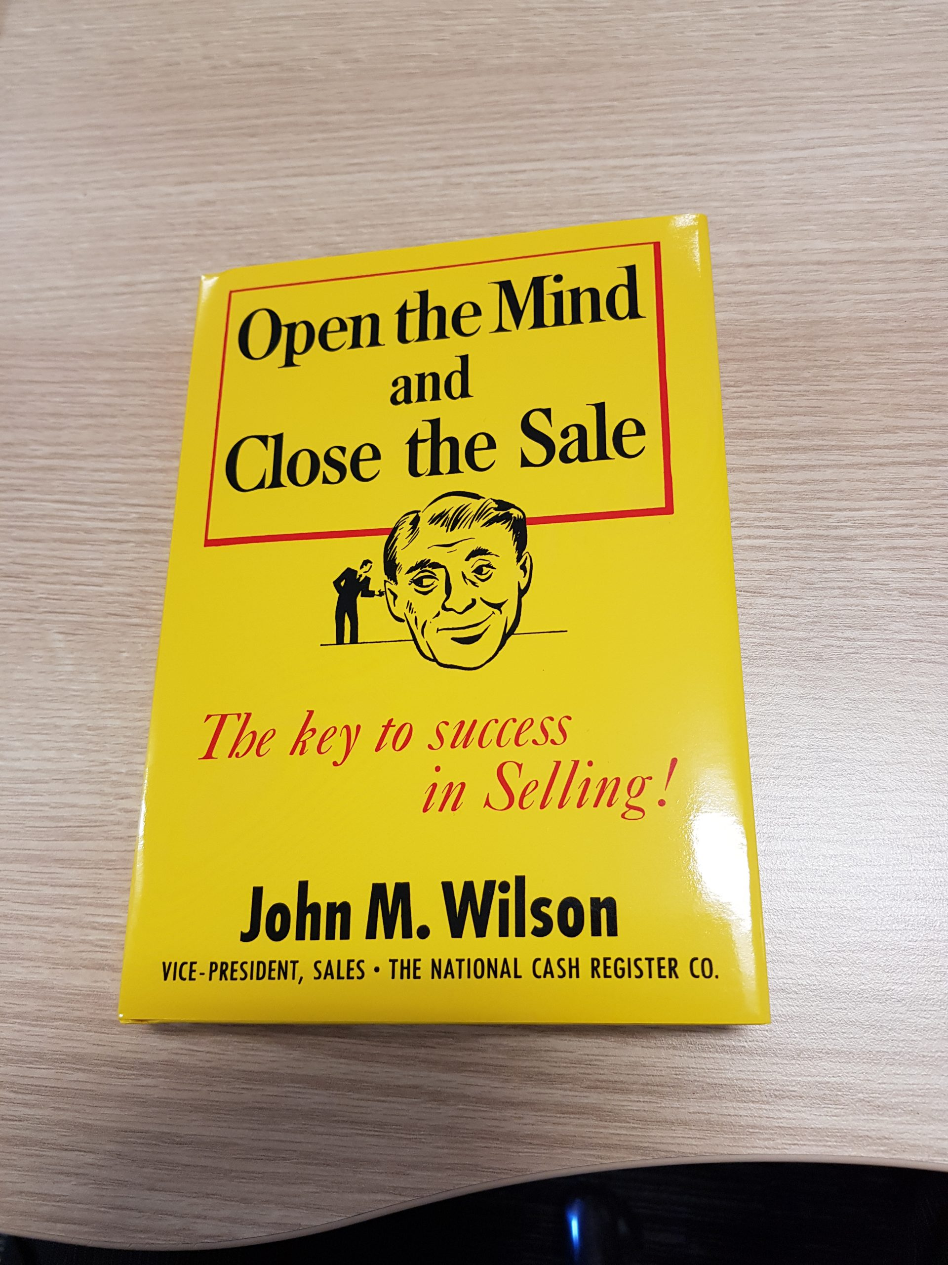 Open the Mind and Close the Sale