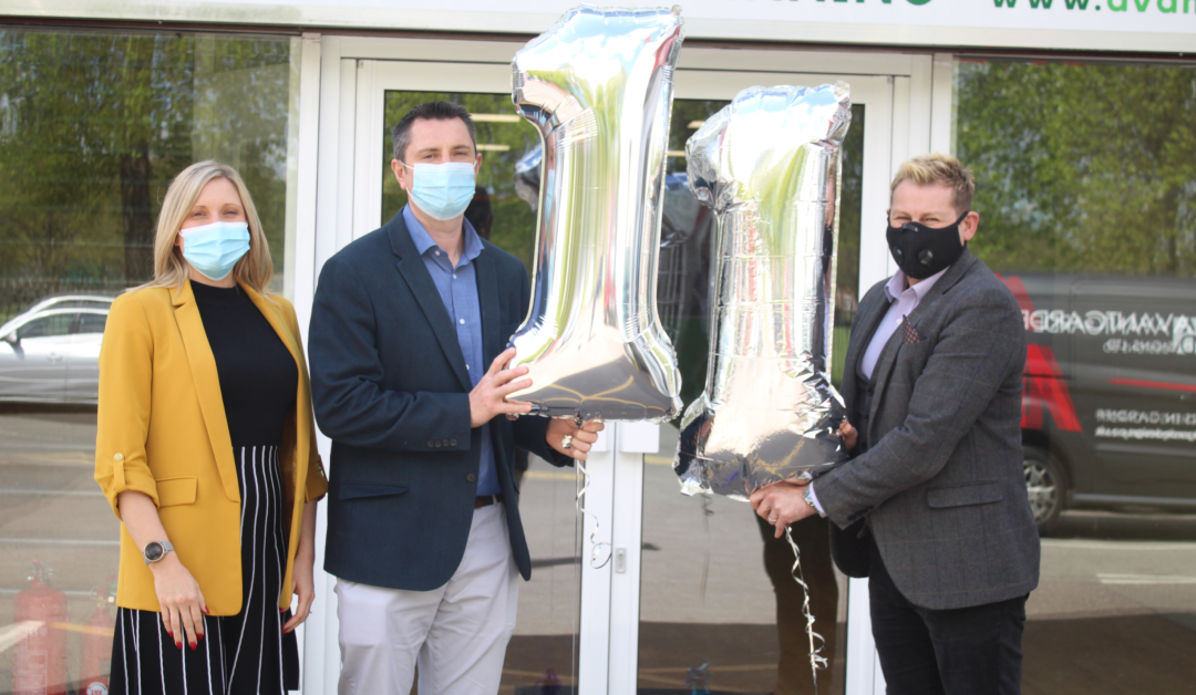 Family Business A&R Cleaning Services Celebrate their Eleven Year Anniversary