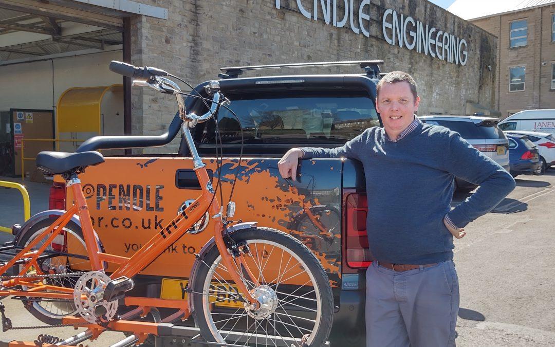 Family Firm Pendle Bike Racks Expands Team