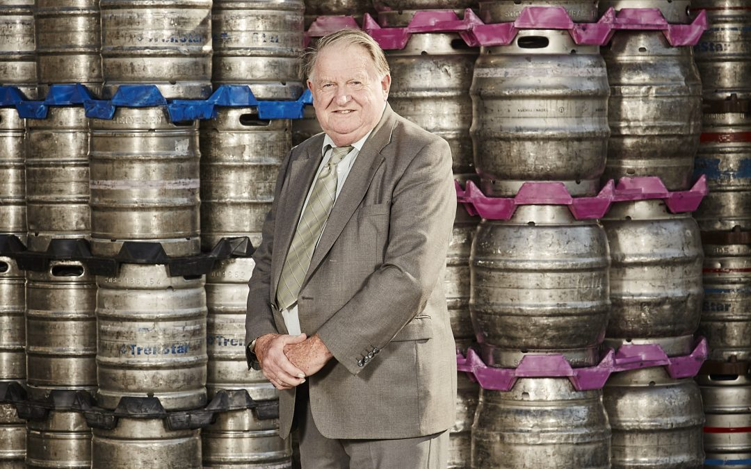 The Robinson family announce the passing of Joint Life President and former Chairman, Mr Peter Robinson LLB