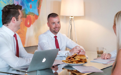 As confidence builds, family businesses are planning for the future, says recruitment company.