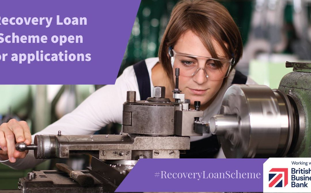 Enterprise Answers Goes Live with Recovery Loan Scheme