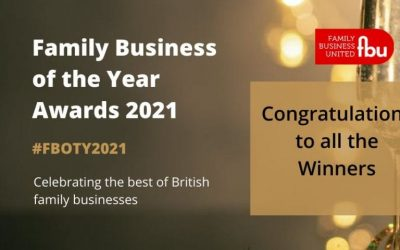 2021 Family Business Of The Year Winners Crowned