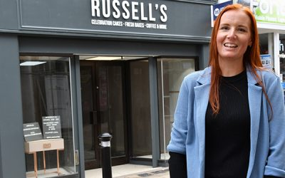 Family-owned Cake Shop and Café Opens in Lancaster City Centre