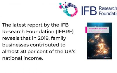 New IFB report highlights family business as crucial to pandemic recovery