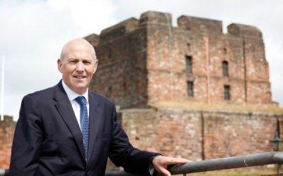 Carlisle MP John Stevenson