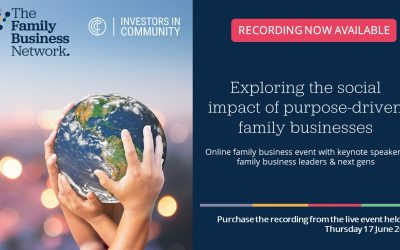 FamBizNet and IIC event raises funds for five charities and community groups