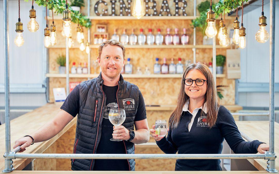 The family-run Shropshire Distillery Launch Gin School