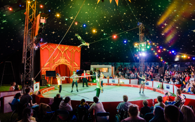 The Swansway Group helps to bring circus magic to disadvantaged families
