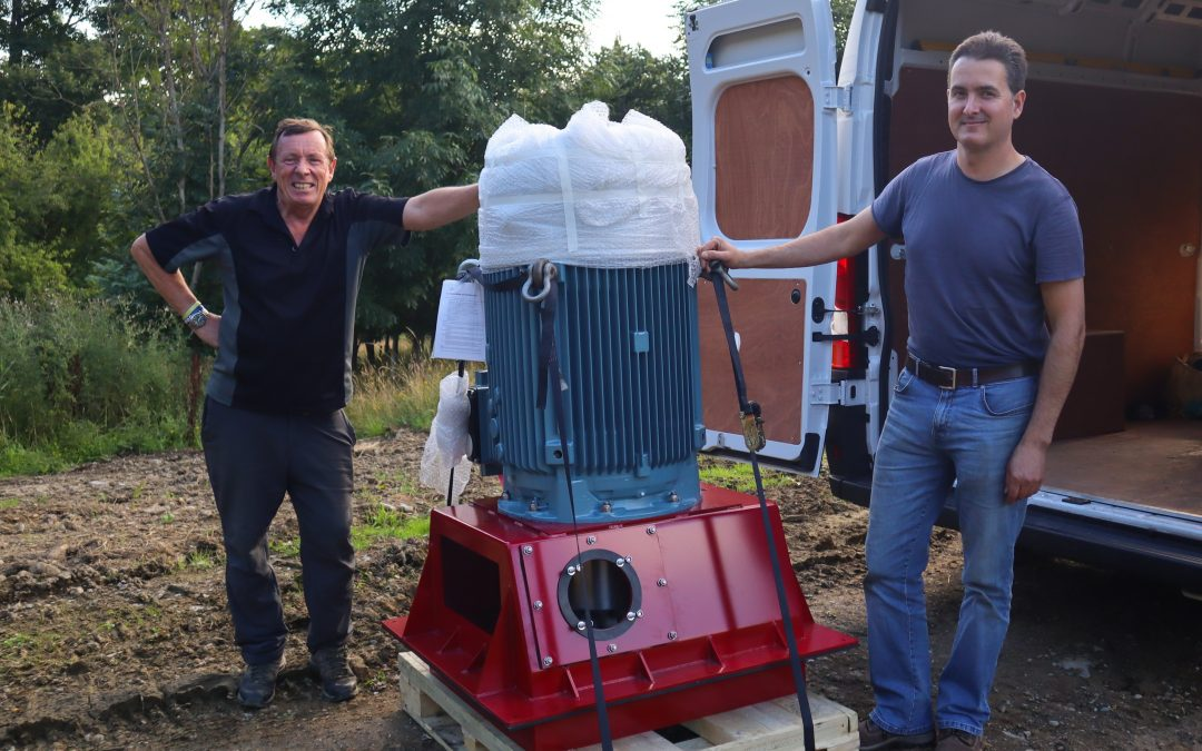 Family-owned Windermere hotel installs green energy project