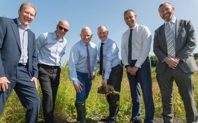 Family owned Swansway Group commences state of the art development for Volkswagen