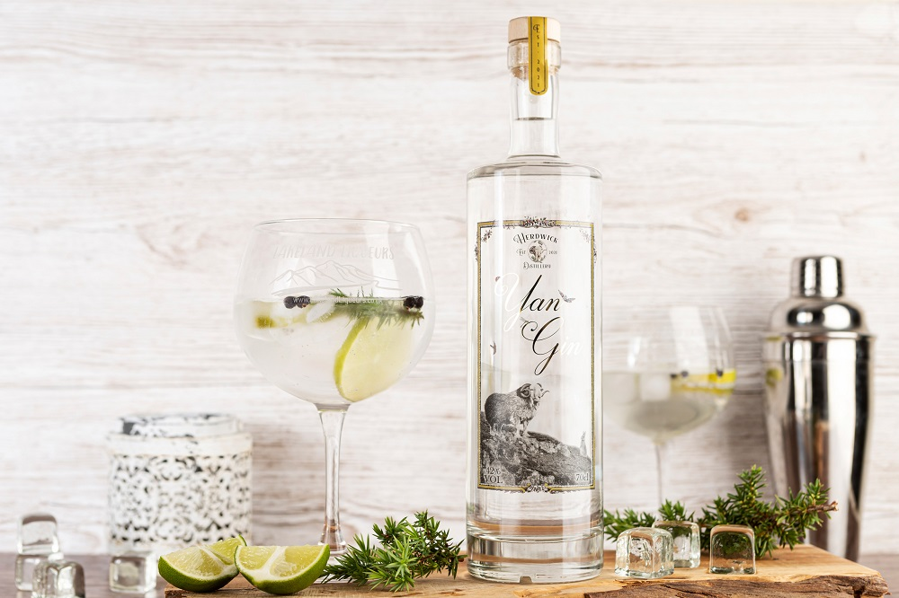 Family run business is number Yan for distilling the essence of Lake District