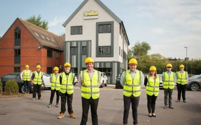 E G Carter & Co Ltd commit to the future as they welcome NINE new Management Trainees and Apprentices