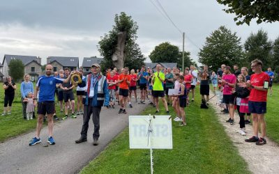 Leading Family-owned Accountancy Firm Donates Defibrillator to Parkrun