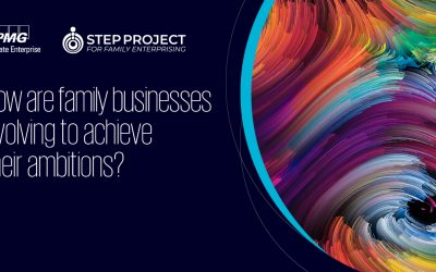 Survey participants welcomed to understand how family businesses will continue to evolve