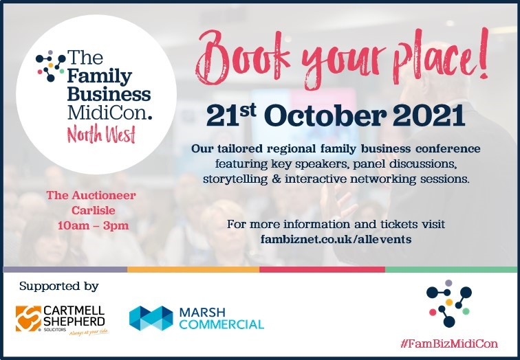 Family business event gets set to harness the 'power of peer'